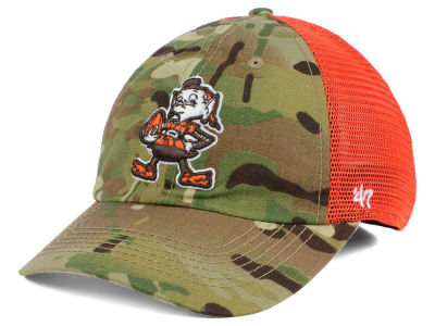 Cleveland Browns '47 NFL Compass Relaxed '47 CLOSER Cap