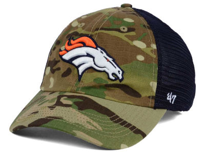 Denver Broncos '47 NFL Compass Relaxed '47 CLOSER Cap
