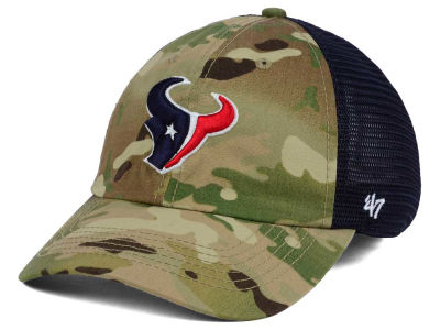 Houston Texans '47 NFL Compass Relaxed '47 CLOSER Cap