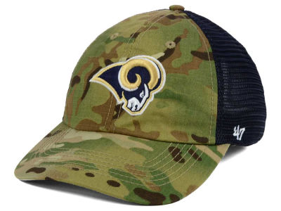 Los Angeles Rams '47 NFL Compass Relaxed '47 CLOSER Cap