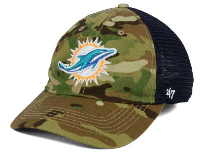 Miami Dolphins '47 NFL Compass Relaxed '47 CLOSER Cap
