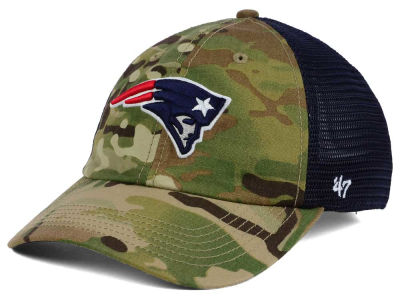 New England Patriots '47 NFL Compass Relaxed '47 CLOSER Cap