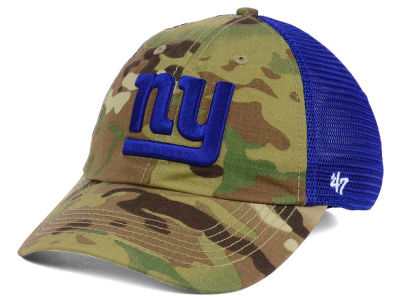 New York Giants '47 NFL Compass Relaxed '47 CLOSER Cap