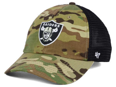 Oakland Raiders '47 NFL Compass Relaxed '47 CLOSER Cap