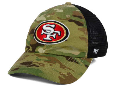 San Francisco 49ers '47 NFL Compass Relaxed '47 CLOSER Cap