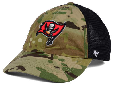 Tampa Bay Buccaneers '47 NFL Compass Relaxed '47 CLOSER Cap