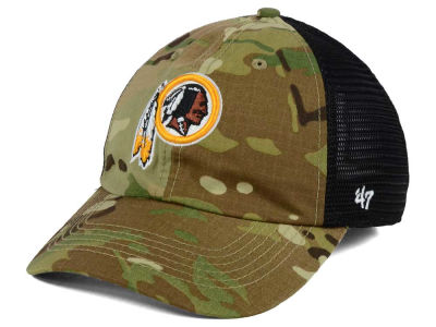 Washington Redskins '47 NFL Compass Relaxed '47 CLOSER Cap