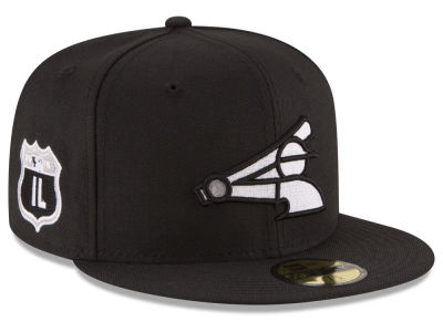 Chicago White Sox New Era MLB Rep Your Team 59FIFTY Cap