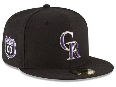 Colorado Rockies New Era MLB Rep Your Team 59FIFTY Cap