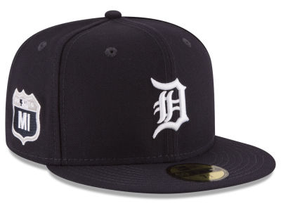 Detroit Tigers New Era MLB Rep Your Team 59FIFTY Cap