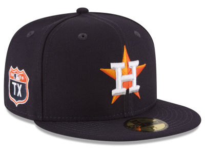 Houston Astros New Era MLB Rep Your Team 59FIFTY Cap