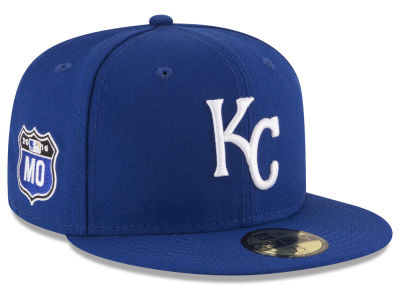 Kansas City Royals New Era MLB Rep Your Team 59FIFTY Cap