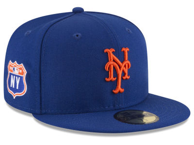 New York Mets New Era MLB Rep Your Team 59FIFTY Cap