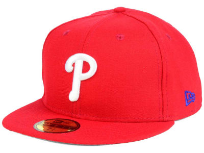 Philadelphia Phillies New Era MLB Rep Your Team 59FIFTY Cap