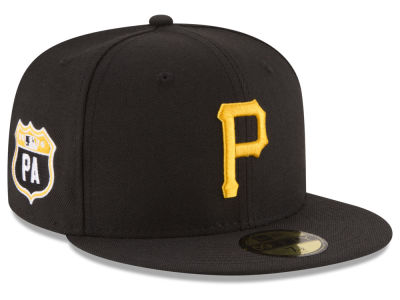 Pittsburgh Pirates New Era MLB Rep Your Team 59FIFTY Cap
