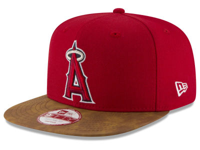 Los Angeles Angels New Era MLB Team Butter 9FIFTY Snapback Cap