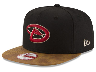 Arizona Diamondbacks New Era MLB Team Butter 9FIFTY Snapback Cap