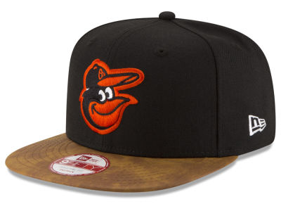 Baltimore Orioles New Era MLB Team Butter 9FIFTY Snapback Cap