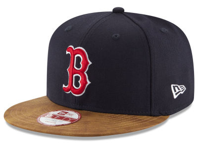 Boston Red Sox New Era MLB Team Butter 9FIFTY Snapback Cap