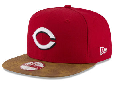 Cincinnati Reds New Era MLB Team Butter 9FIFTY Snapback Cap