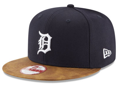 Detroit Tigers New Era MLB Team Butter 9FIFTY Snapback Cap