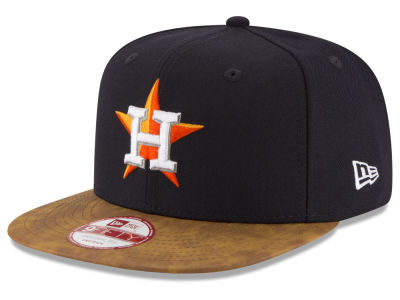 Houston Astros New Era MLB Team Butter 9FIFTY Snapback Cap