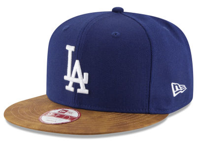 Los Angeles Dodgers New Era MLB Team Butter 9FIFTY Snapback Cap