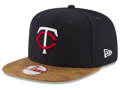 Minnesota Twins New Era MLB Team Butter 9FIFTY Snapback Cap