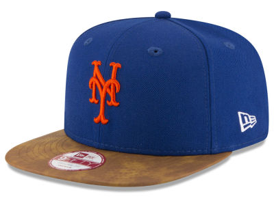 New York Mets New Era MLB Team Butter 9FIFTY Snapback Cap
