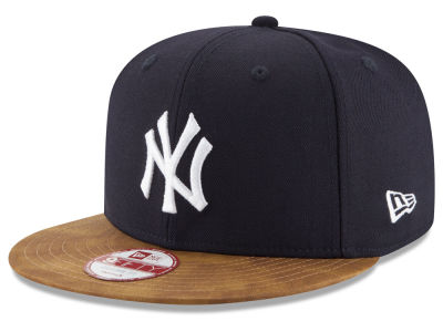 New York Yankees New Era MLB Team Butter 9FIFTY Snapback Cap