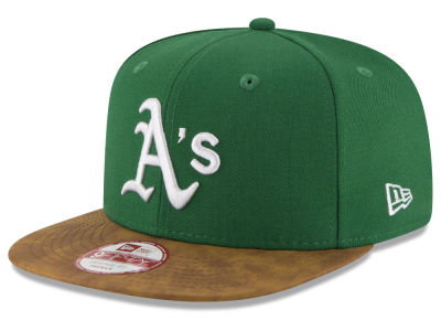 Oakland Athletics New Era MLB Team Butter 9FIFTY Snapback Cap