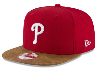 Philadelphia Phillies New Era MLB Team Butter 9FIFTY Snapback Cap