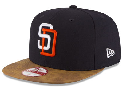 San Diego Padres New Era MLB Team Butter 9FIFTY Snapback Cap