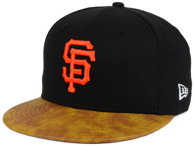 San Francisco Giants New Era MLB Team Butter 9FIFTY Snapback Cap