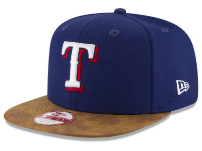 Texas Rangers New Era MLB Team Butter 9FIFTY Snapback Cap