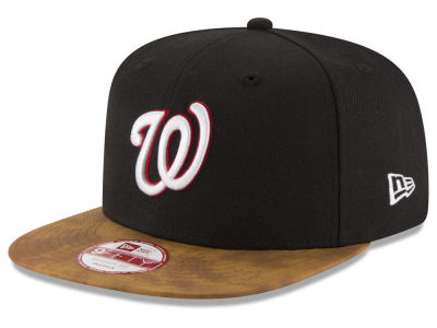 Washington Nationals New Era MLB Team Butter 9FIFTY Snapback Cap
