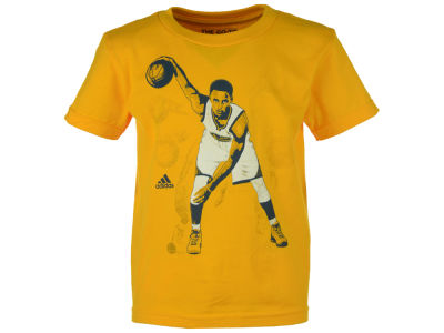 Golden State Warriors Stephen Curry NBA Kids Curry Ghost T-Shirt