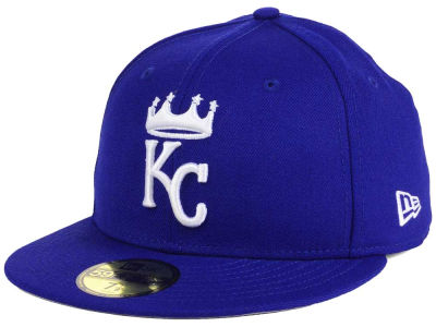 Kansas City Royals New Era MLB De Customs 59FIFTY Cap