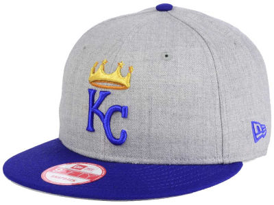 Kansas City Royals New Era MLB De Customs 9FIFTY Snapback Cap