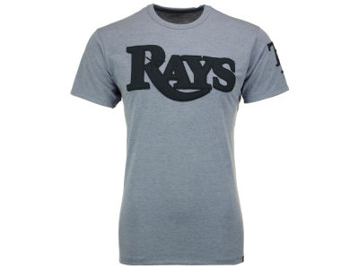 Tampa Bay Rays MLB Men's Crossover Fieldhouse T-Shirt