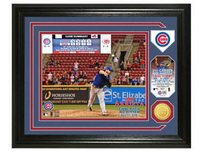 Chicago Cubs Photo Mint Coin-Pano-Bronze
