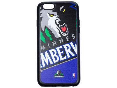Minnesota Timberwolves Iphone 6 Dual Protection Case