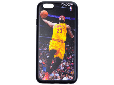 Cleveland Cavaliers Lebron James Iphone 6 Dual Protection Case