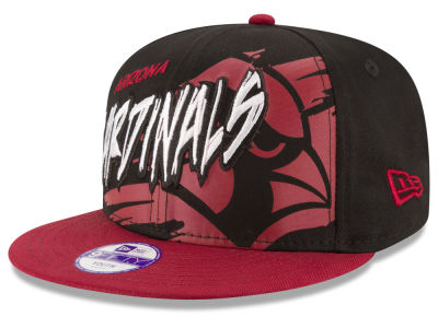 Arizona Cardinals NFL Kids Graffiti 9FIFTY Snapback Cap