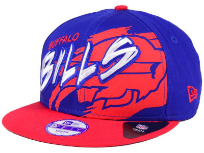Buffalo Bills NFL Kids Graffiti 9FIFTY Snapback Cap