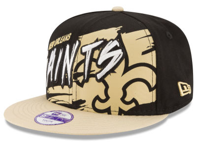 New Orleans Saints NFL Kids Graffiti 9FIFTY Snapback Cap