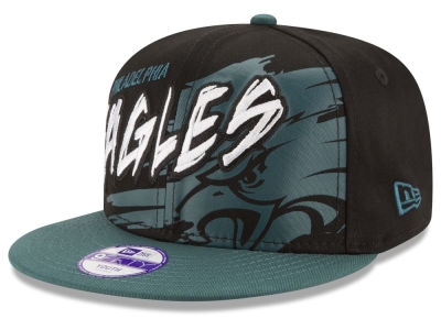 Philadelphia Eagles NFL Kids Graffiti 9FIFTY Snapback Cap