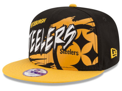 Pittsburgh Steelers NFL Kids Graffiti 9FIFTY Snapback Cap