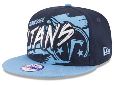 Tennessee Titans NFL Kids Graffiti 9FIFTY Snapback Cap