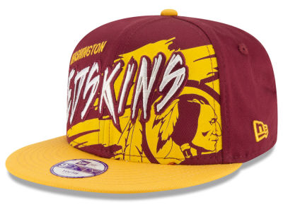 Washington Redskins NFL Kids Graffiti 9FIFTY Snapback Cap